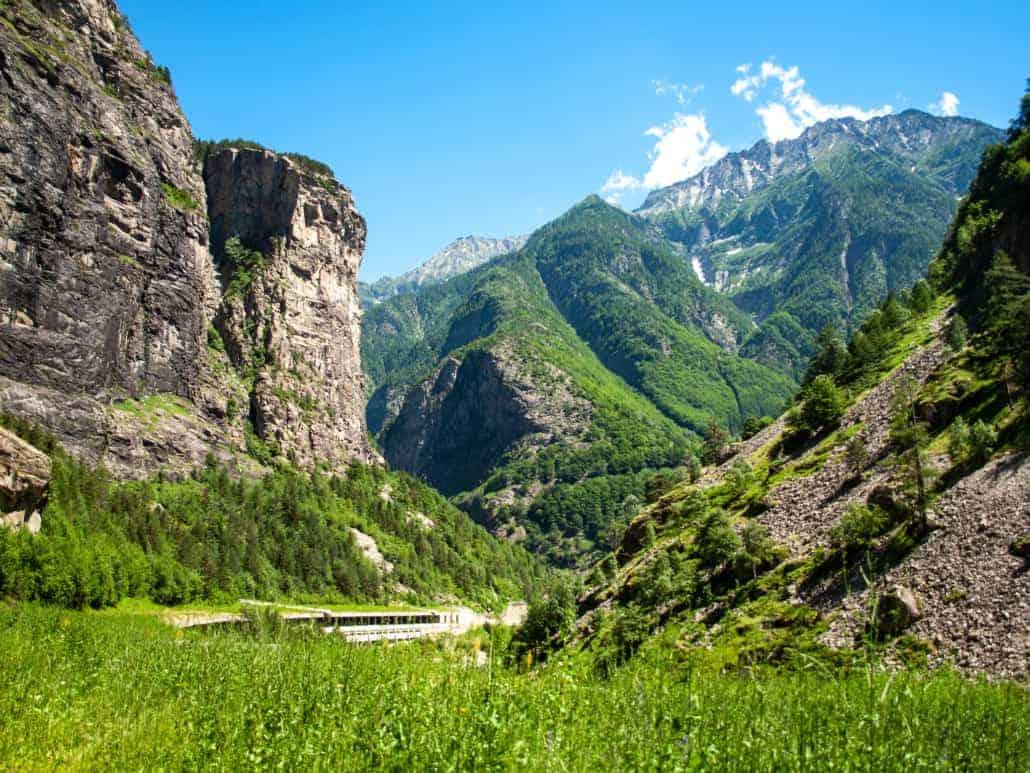 Gondoschlucht Stockalperweg ViaStockalper Package Wandern