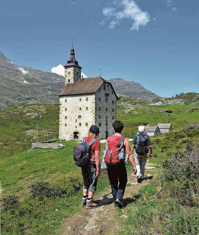Wanderpauschale Stockalperweg