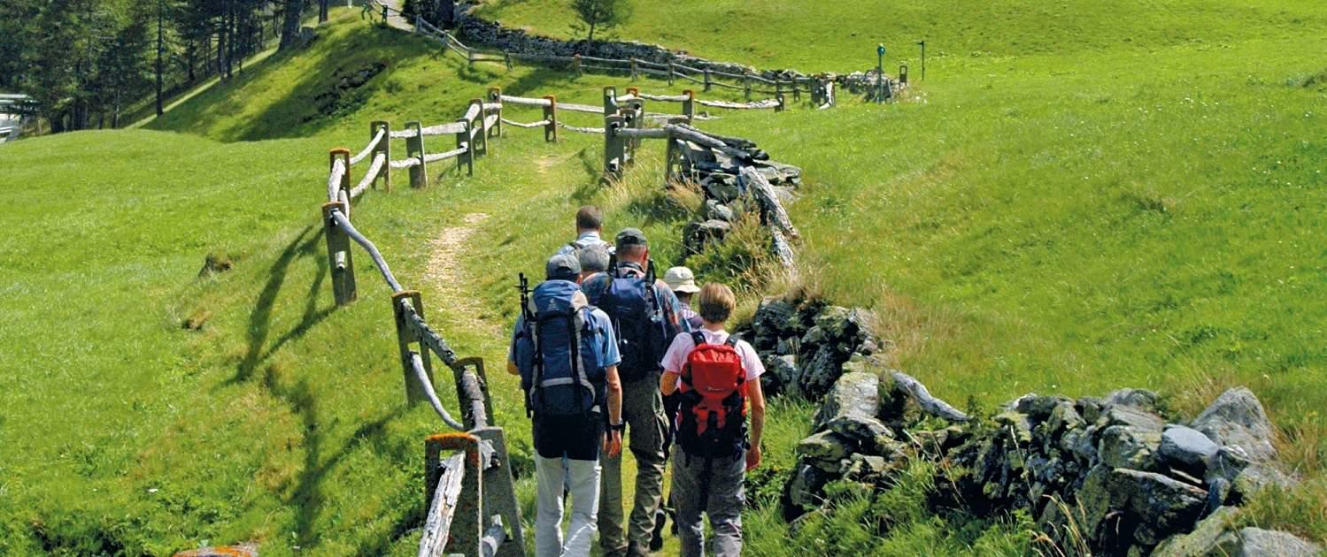 Geführte Wanderung Stockalperweg