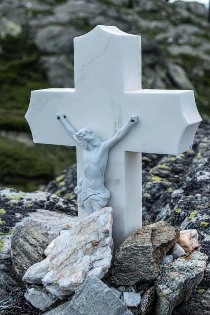 Pilgern Kreuz Wandern Stockalperweg