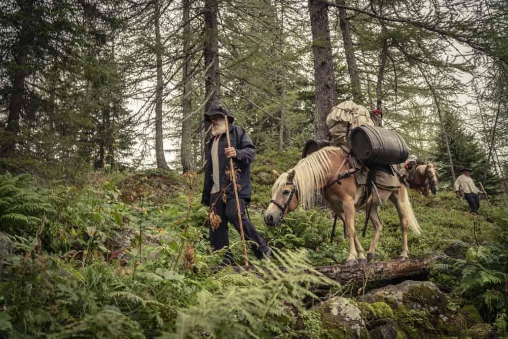 Säumer Trekking Brig bis Domodossola