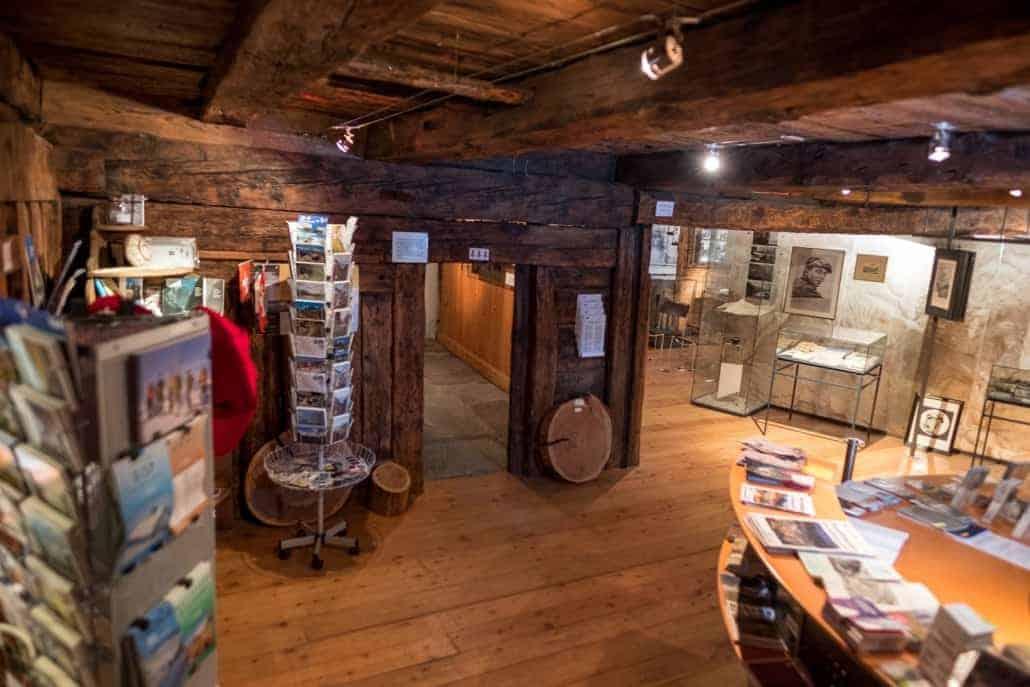 """Ecomuseum """"Alter Gasthof"""""""