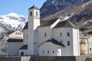 Pfarrkirche Simplon Dorf