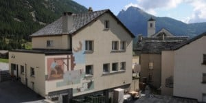 Sennerei Simplon Dorf